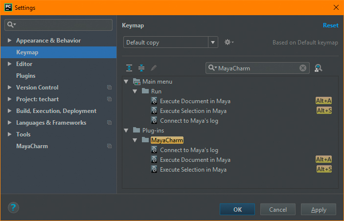 Remotely Execute Code in Maya using PyCharm — Nicholas Stevenson