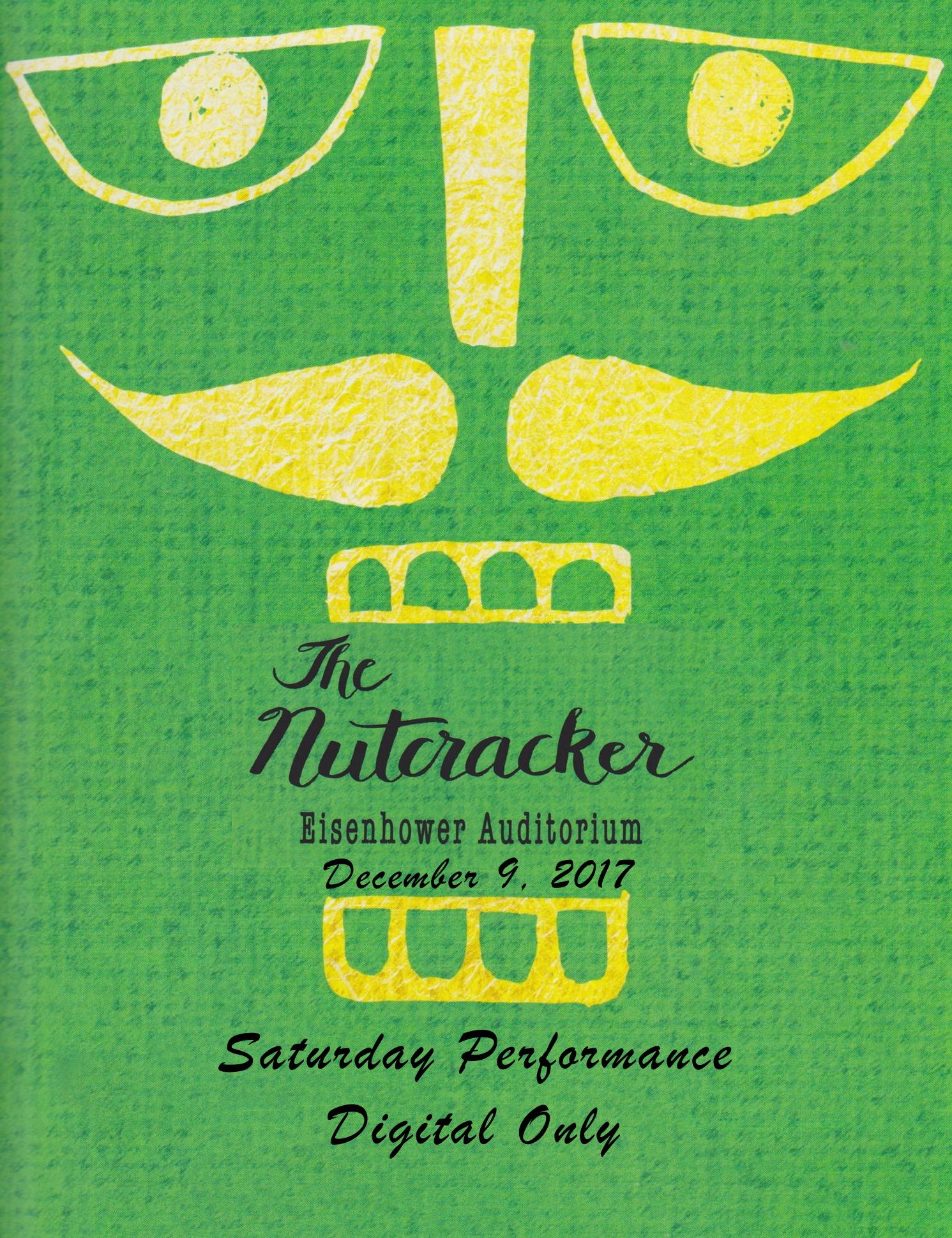Saturday Performance, Digital Copy Only