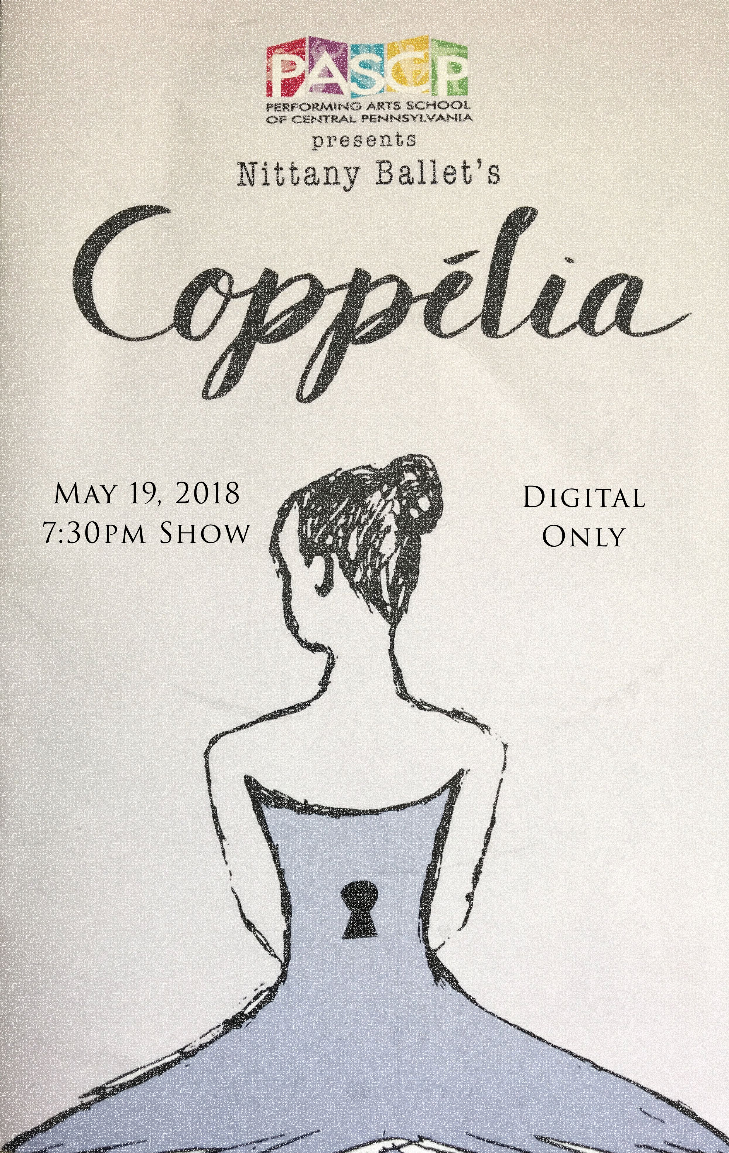 7:30pm Performance, Digital Only