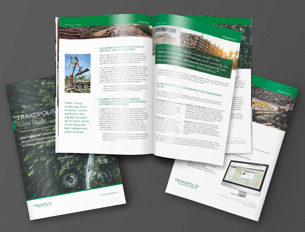 Forestry Case Study  |  Click to Read