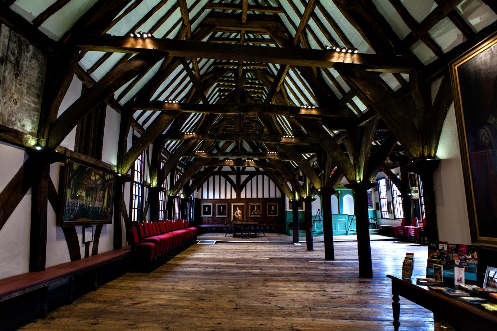 ©Jennifer Bailey 2013 Merchant Adventurer's Hall, York, England