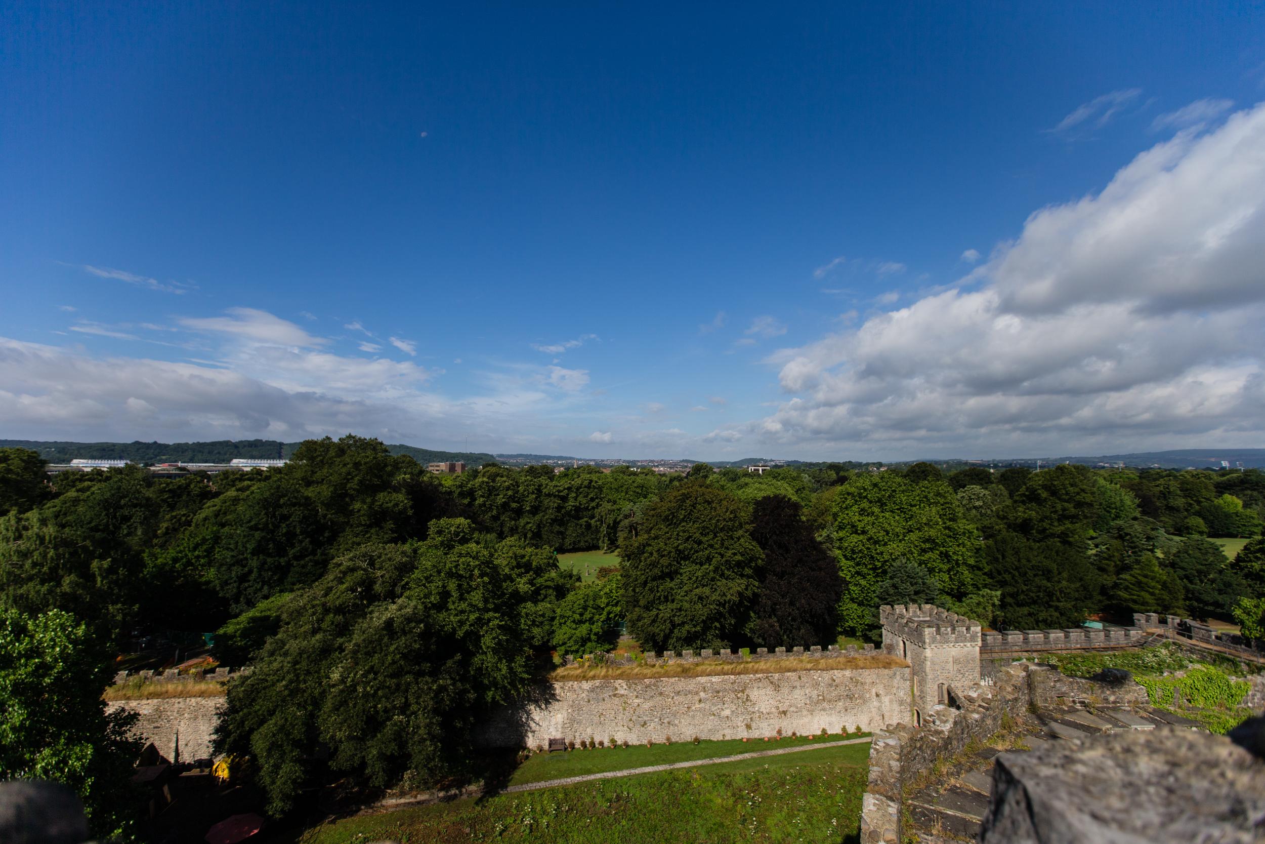 ©Jennifer Bailey Cardiff Castle, Cardiff, Wales