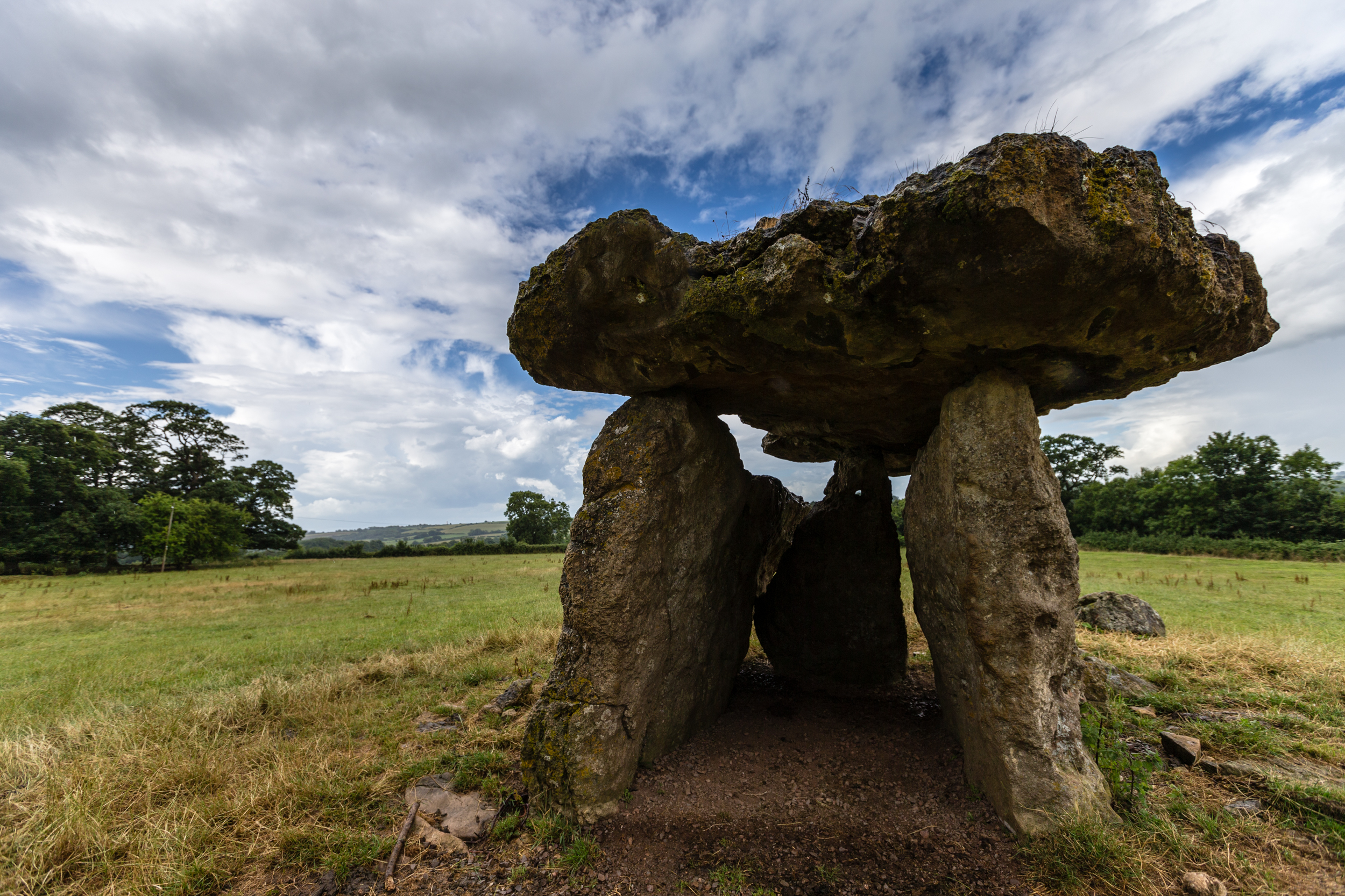 ©Jennifer Bailey 2013 St. Lythans Burial Chamber, Wales