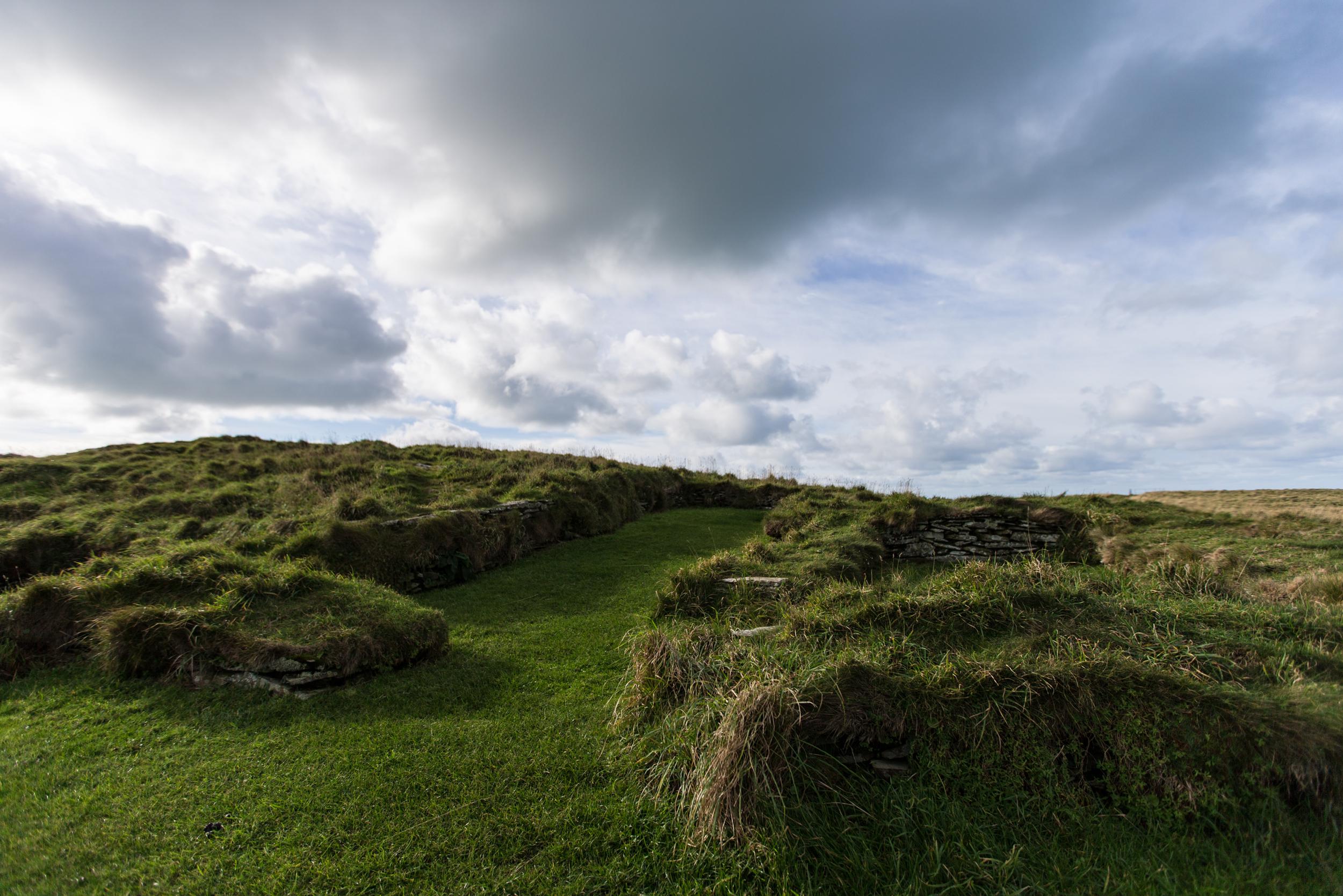 ©Jennifer Bailey 2013 Tintagel Castle, Cornwall, England