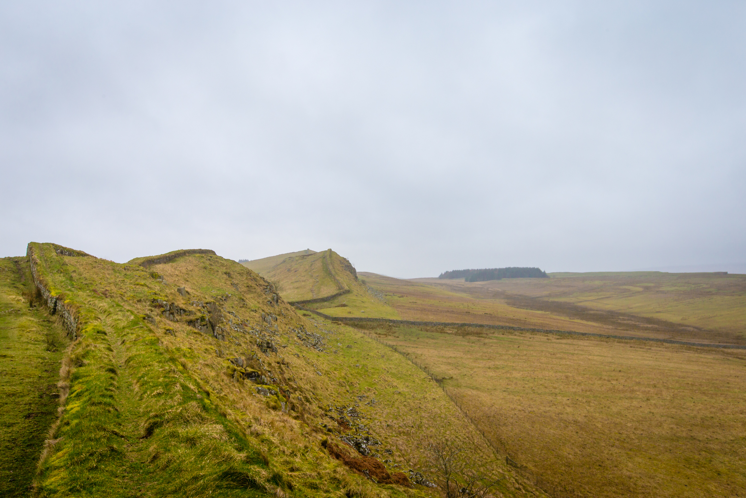 ©Jennifer Bailey 2014 Hadrian's Wall