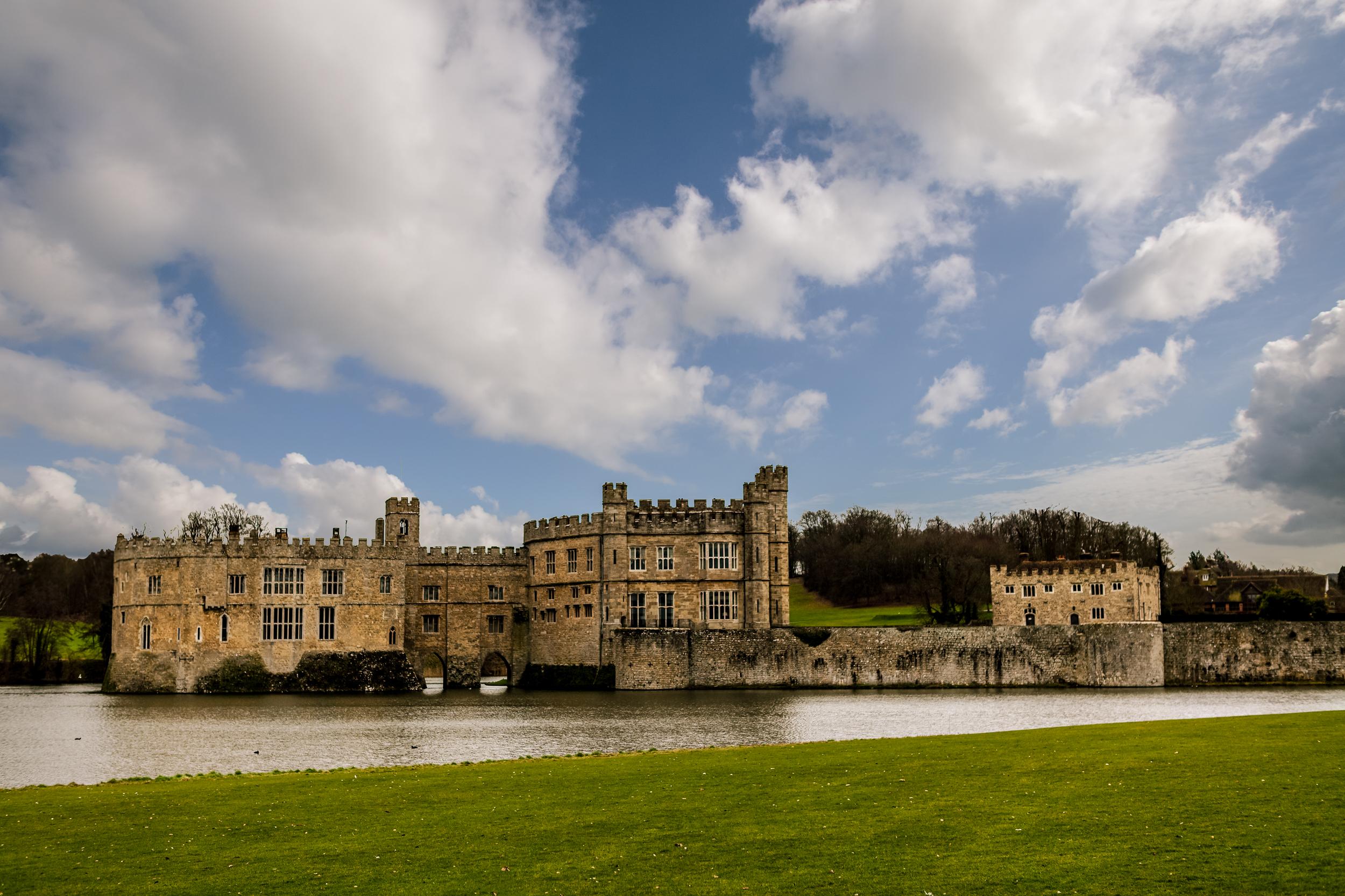 ©Jennifer Bailey 2013 Leeds Castle, England