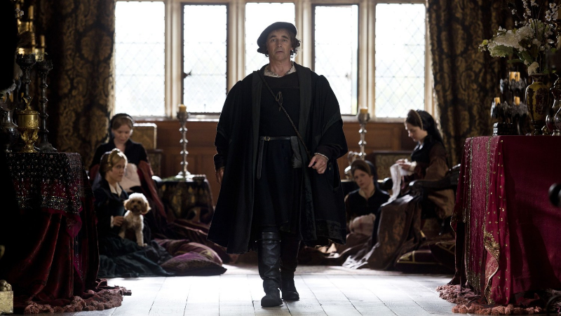 The incomparable Mark Rylance as Thomas Cromwell in Wolf Hall