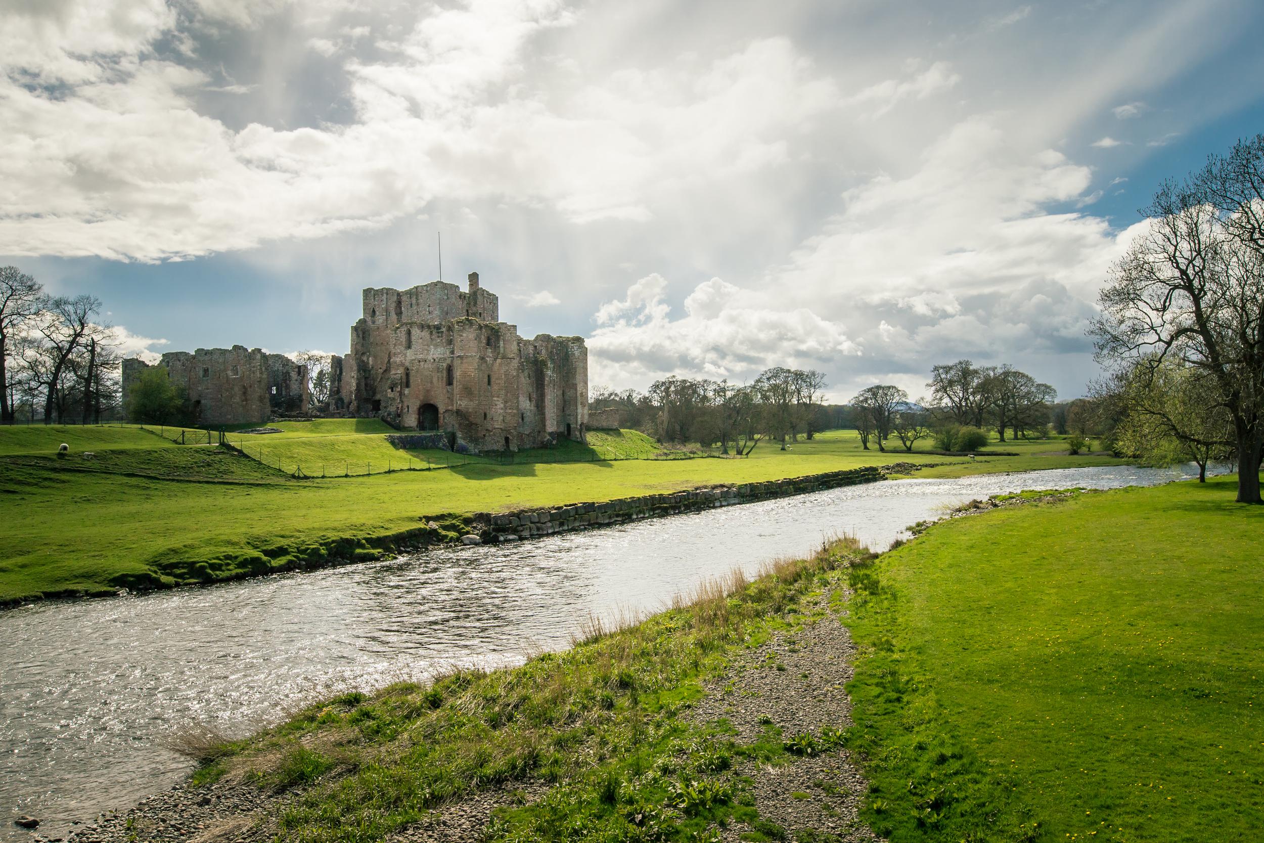 brougham castle cumbria © jennifer bailey