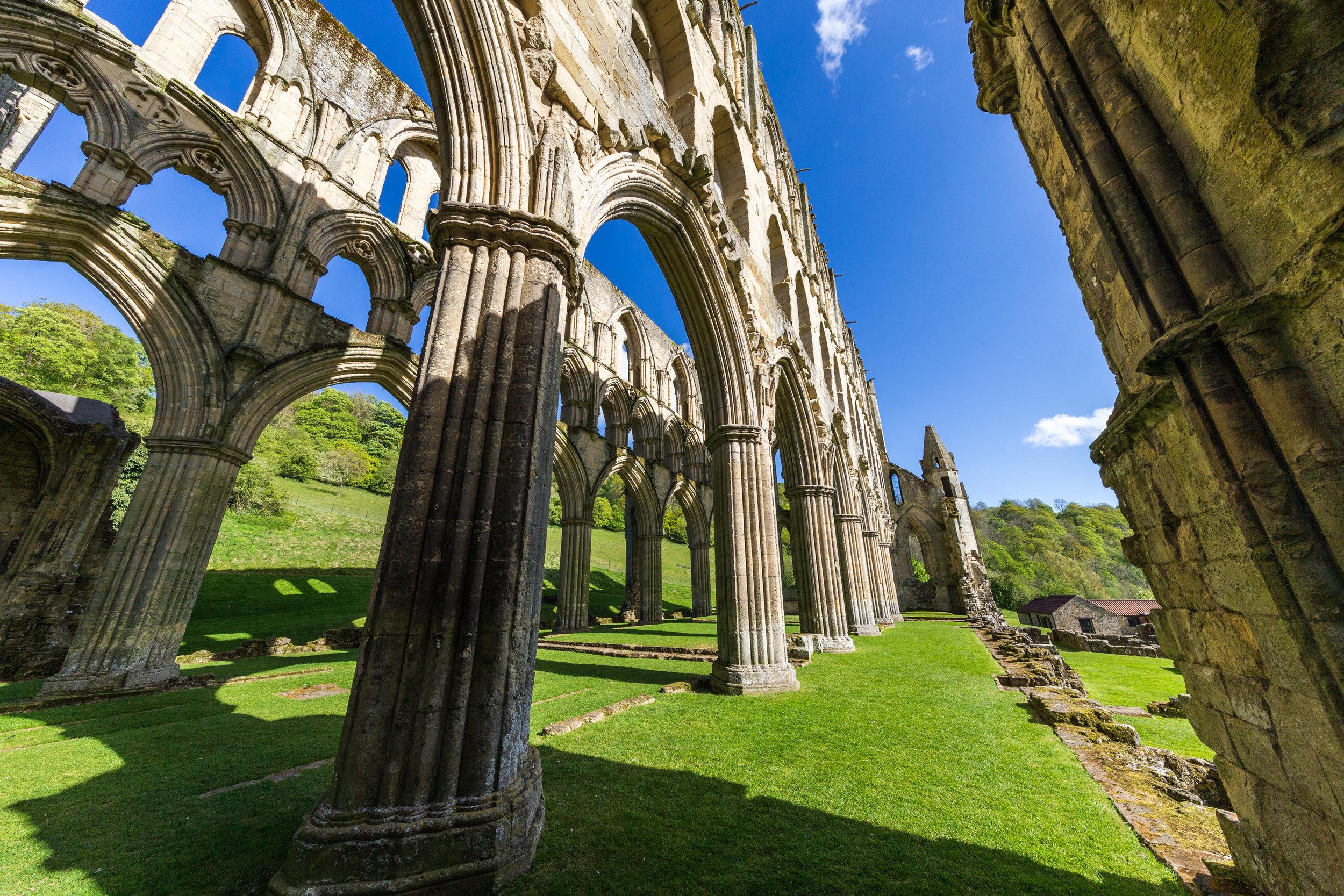 rievaulx abbey © jennifer bailey
