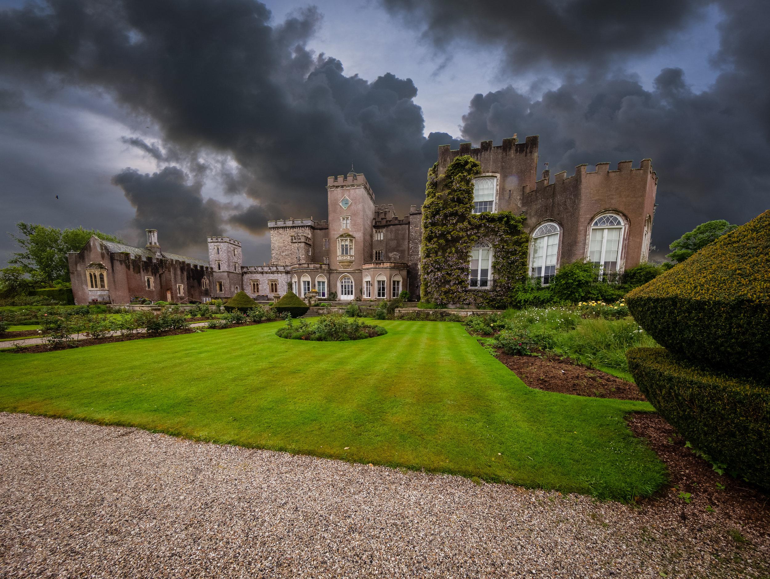powderham castle ©jennifer bailey 2017