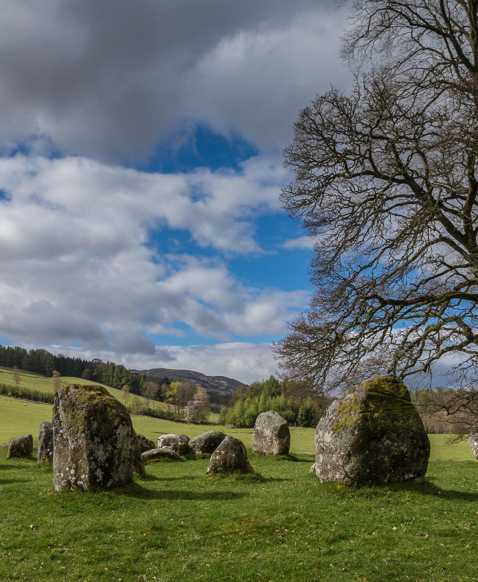 croft moraig loch tay scotland © jennifer bailey 2015