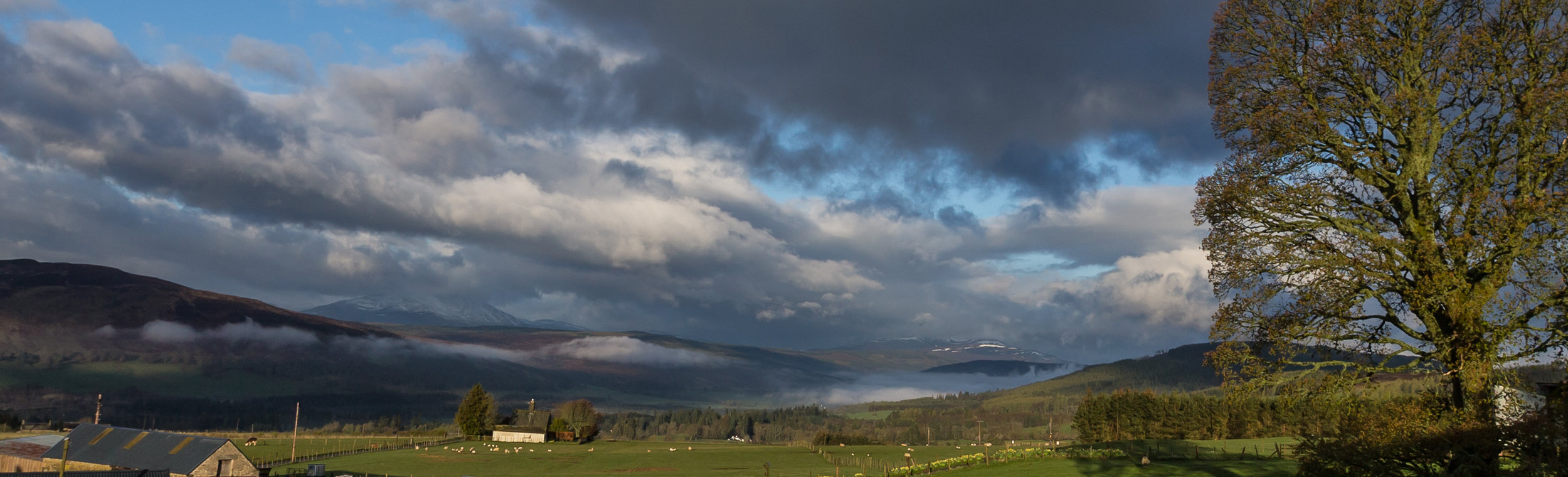 glen above pitlochry scotland 2015 © jennifer bailey