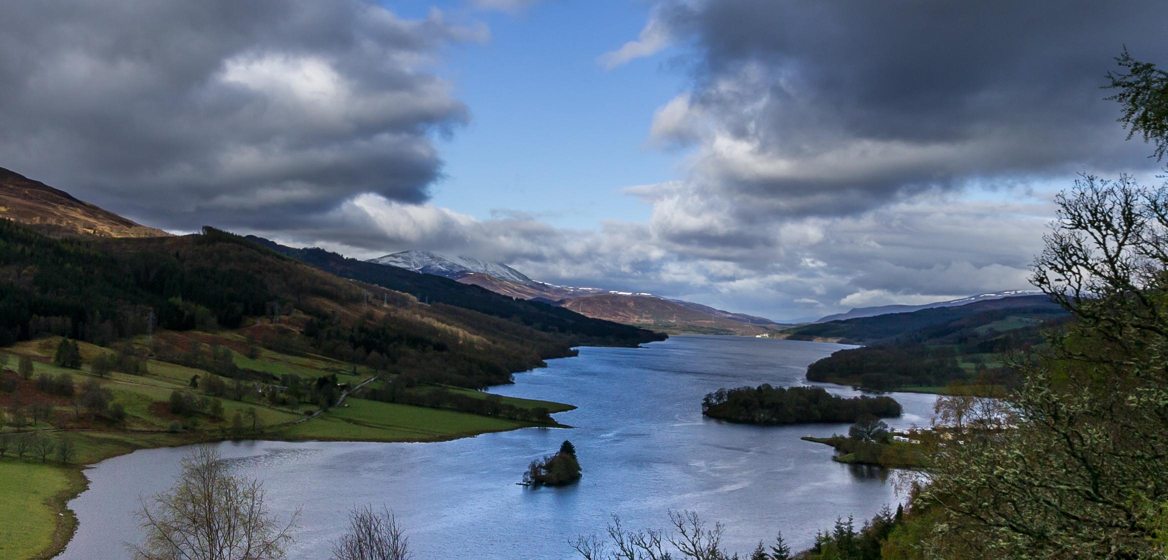 the queen's view scotland 2015 © jennifer bailey