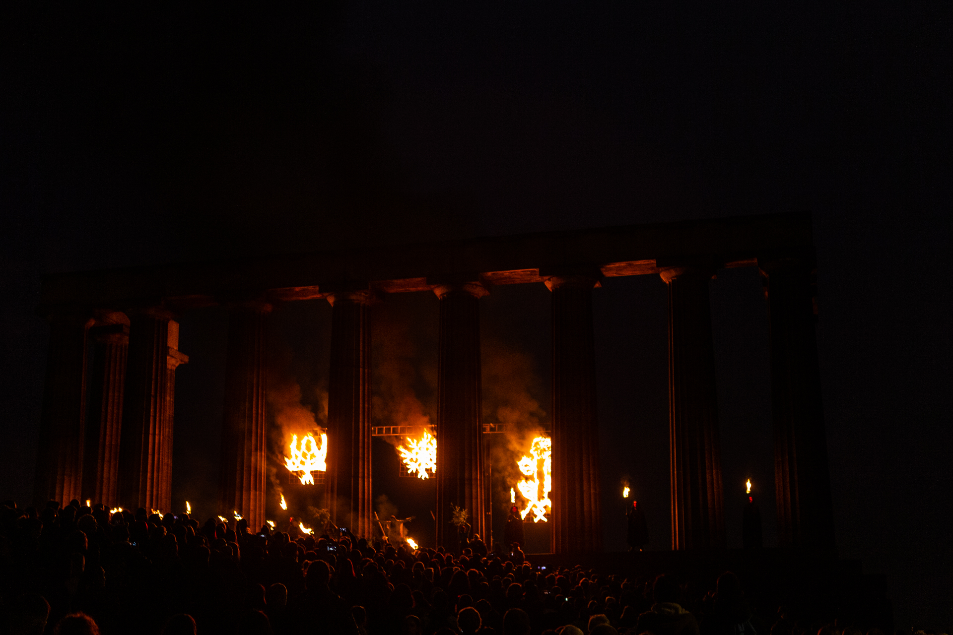 Beltane Fire Festival Edinburgh ©jennifer bailey 2019