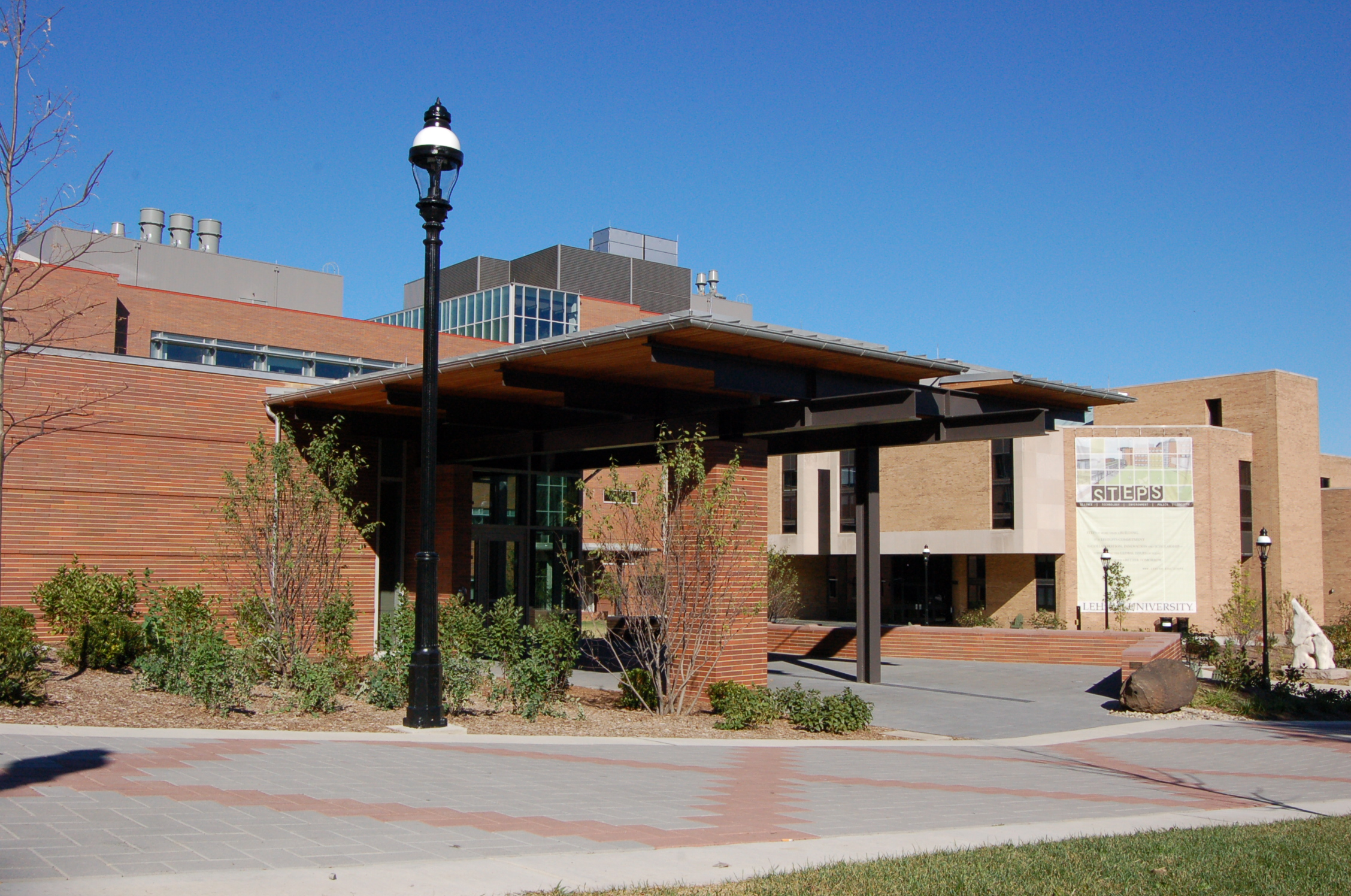 Lehigh University, STEPS Building