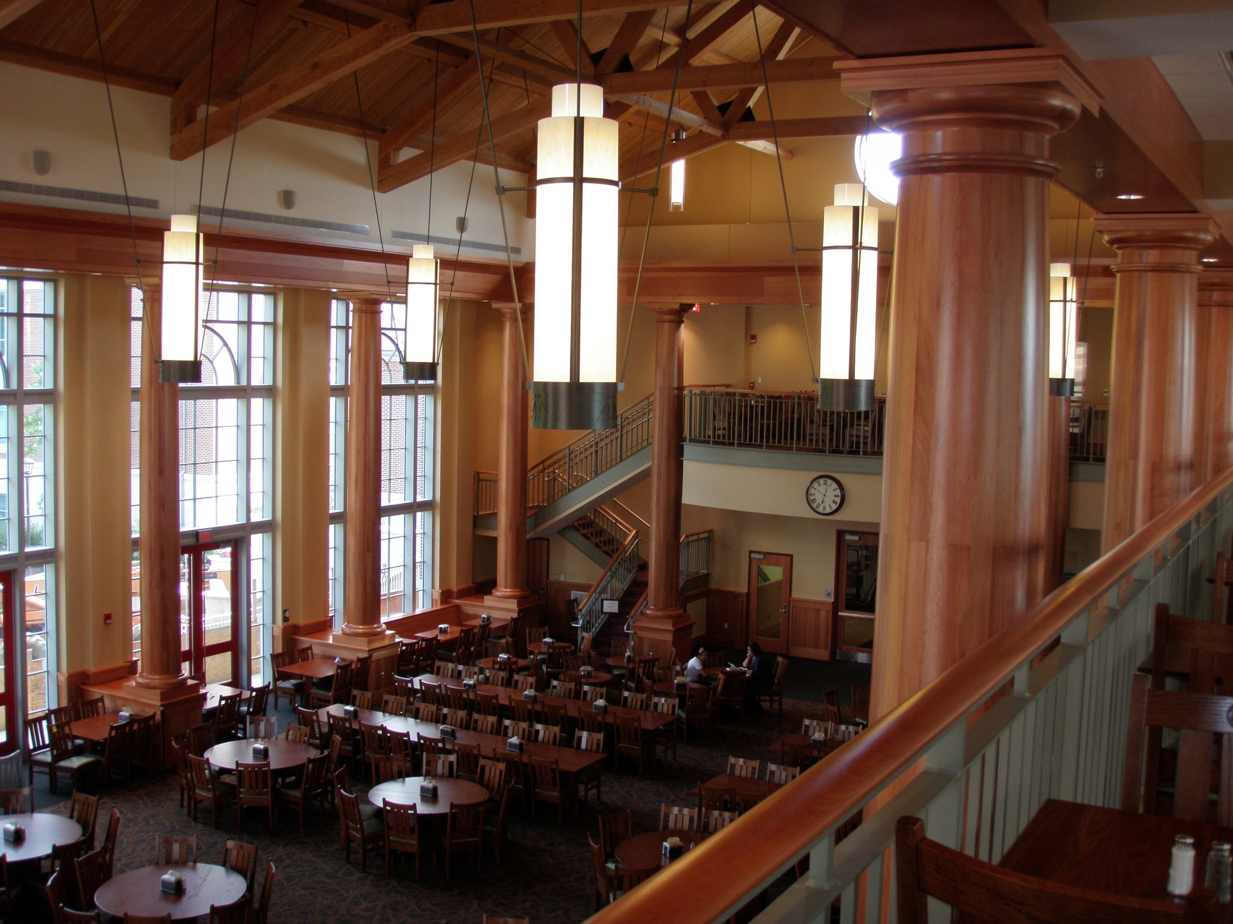 Muhlenberg College, Dining Hall