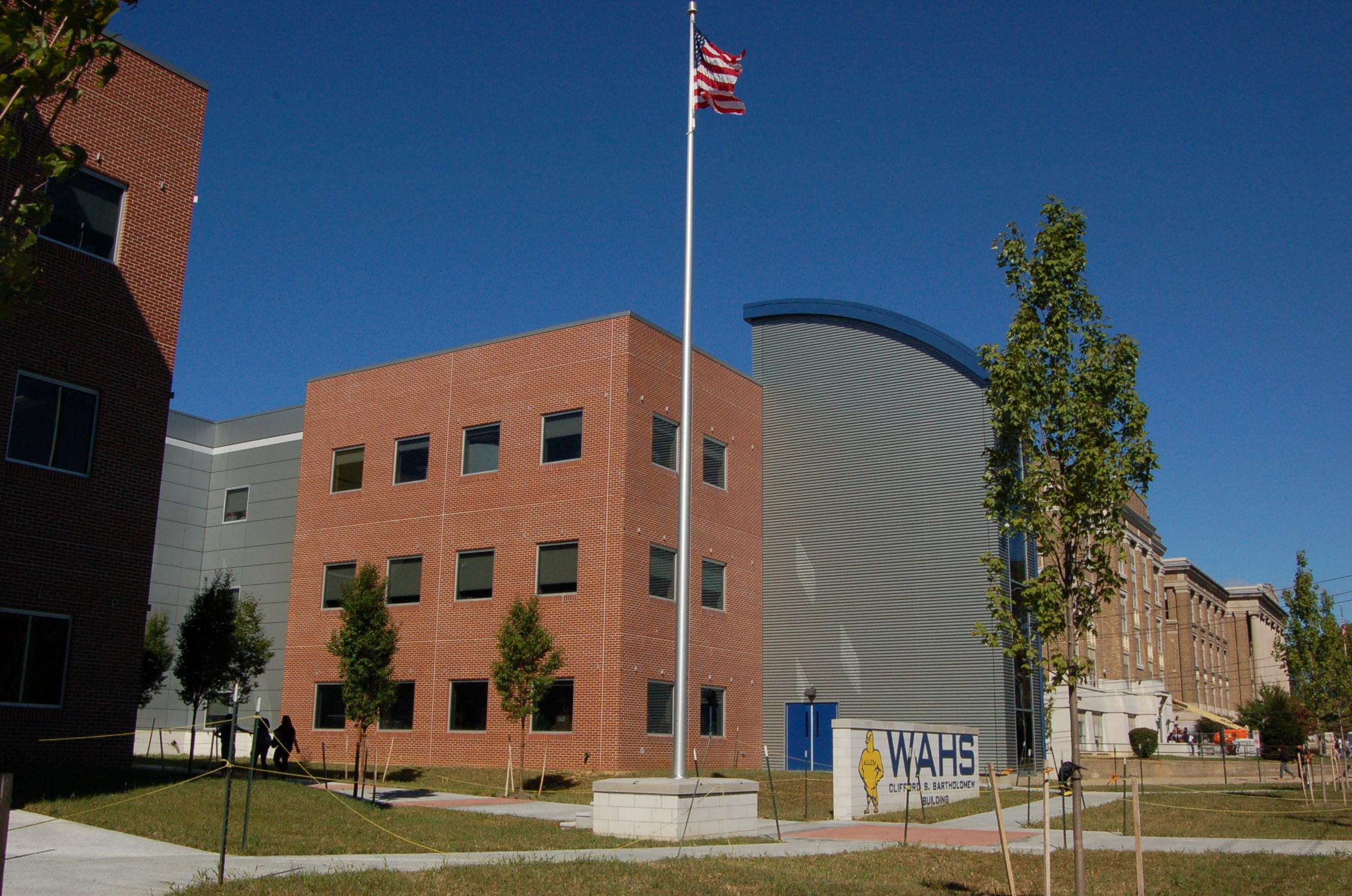 William Allen High School, Allentown School District