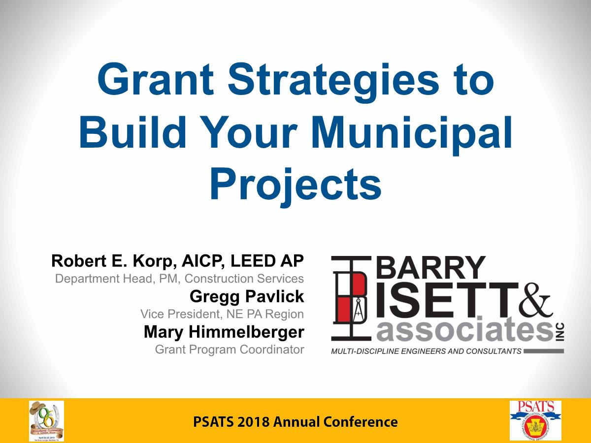 - PSATS ID No. 12 - Grant Strategies to Build Your Municipal Projects Page 001.jpg