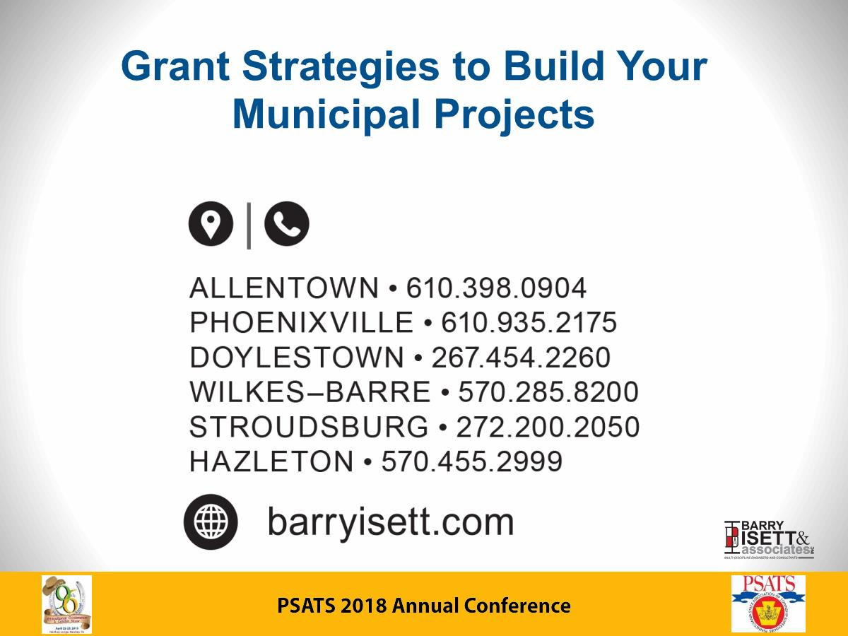 - PSATS ID No. 12 - Grant Strategies to Build Your Municipal Projects Page 046.jpg