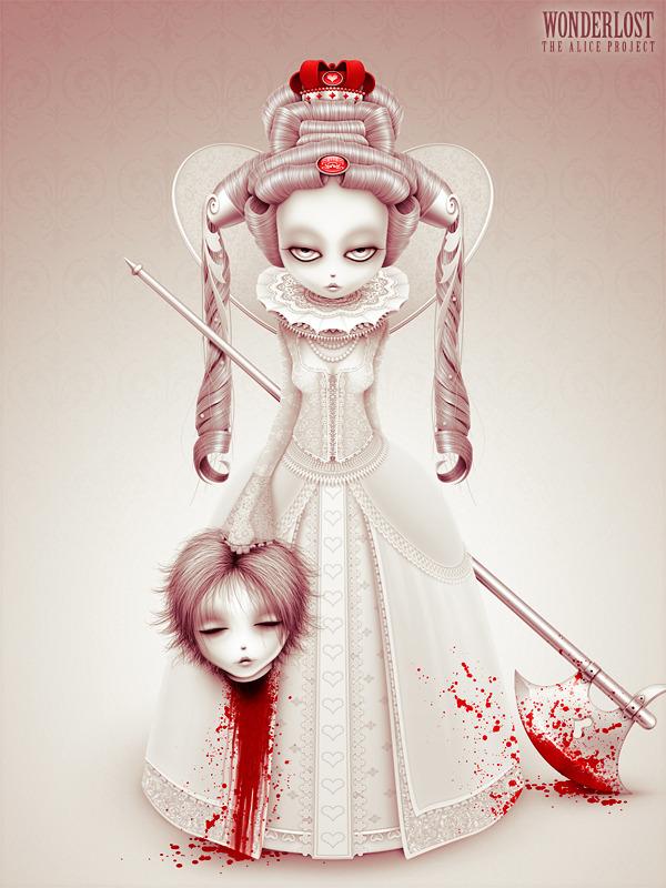 Xanthic Eye Unlinked Wonderlost The Alice Project