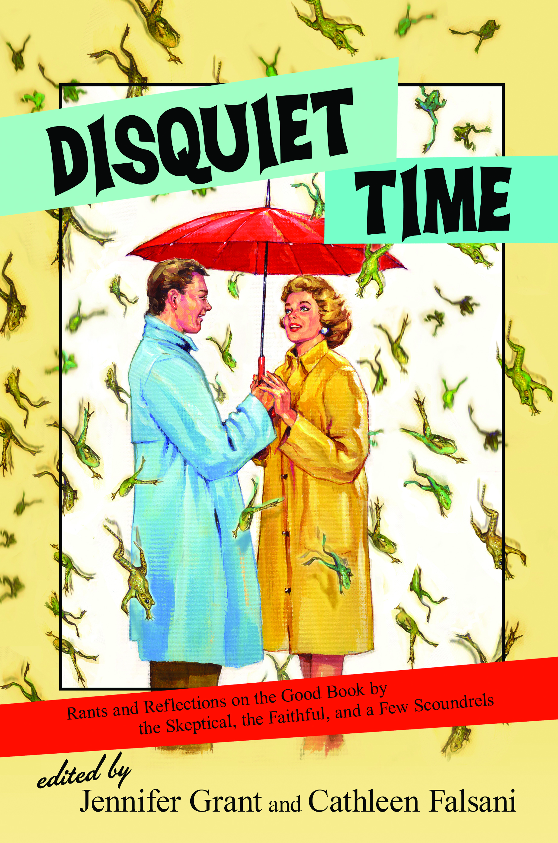 Disquiet Time Book Cover