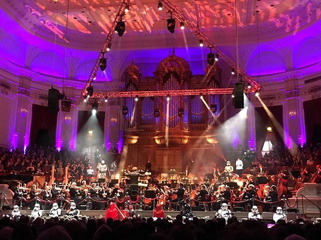 Star Wars in Concert #starwars #johnwilliams #jedi #imperial #maytheforcebewithyou #darkside