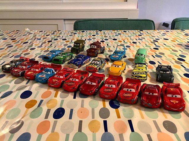#collection #cars #pixar #jacksonstorm #lightningmcqueen