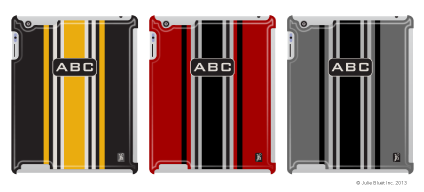 iPad Cases for Men from Julie Bluet