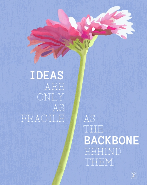 Creative Strength Quote