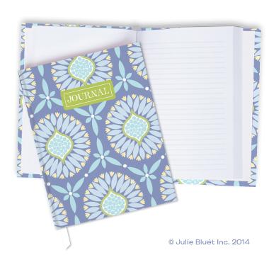 Journals from Julie Bluet