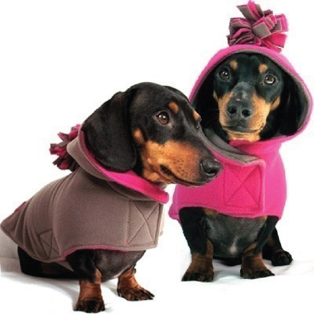Fleece Hoodie for Dogs