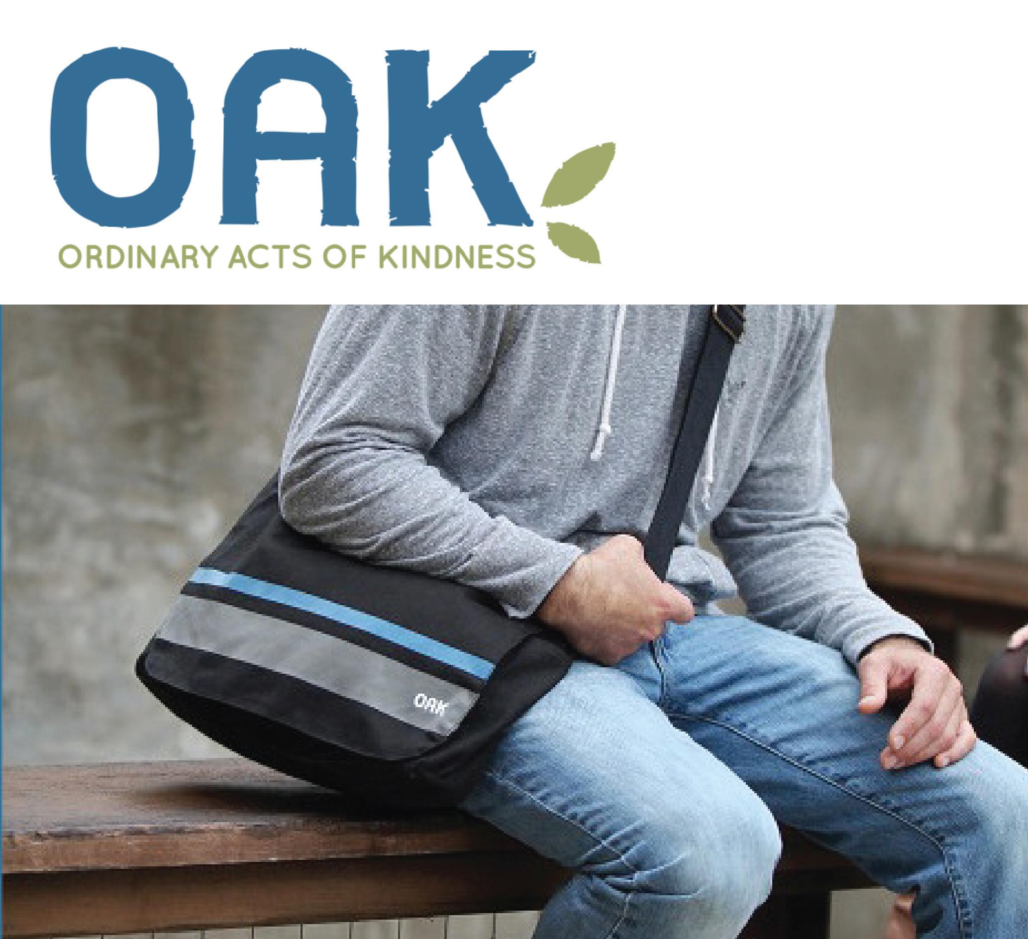 Oak Giving