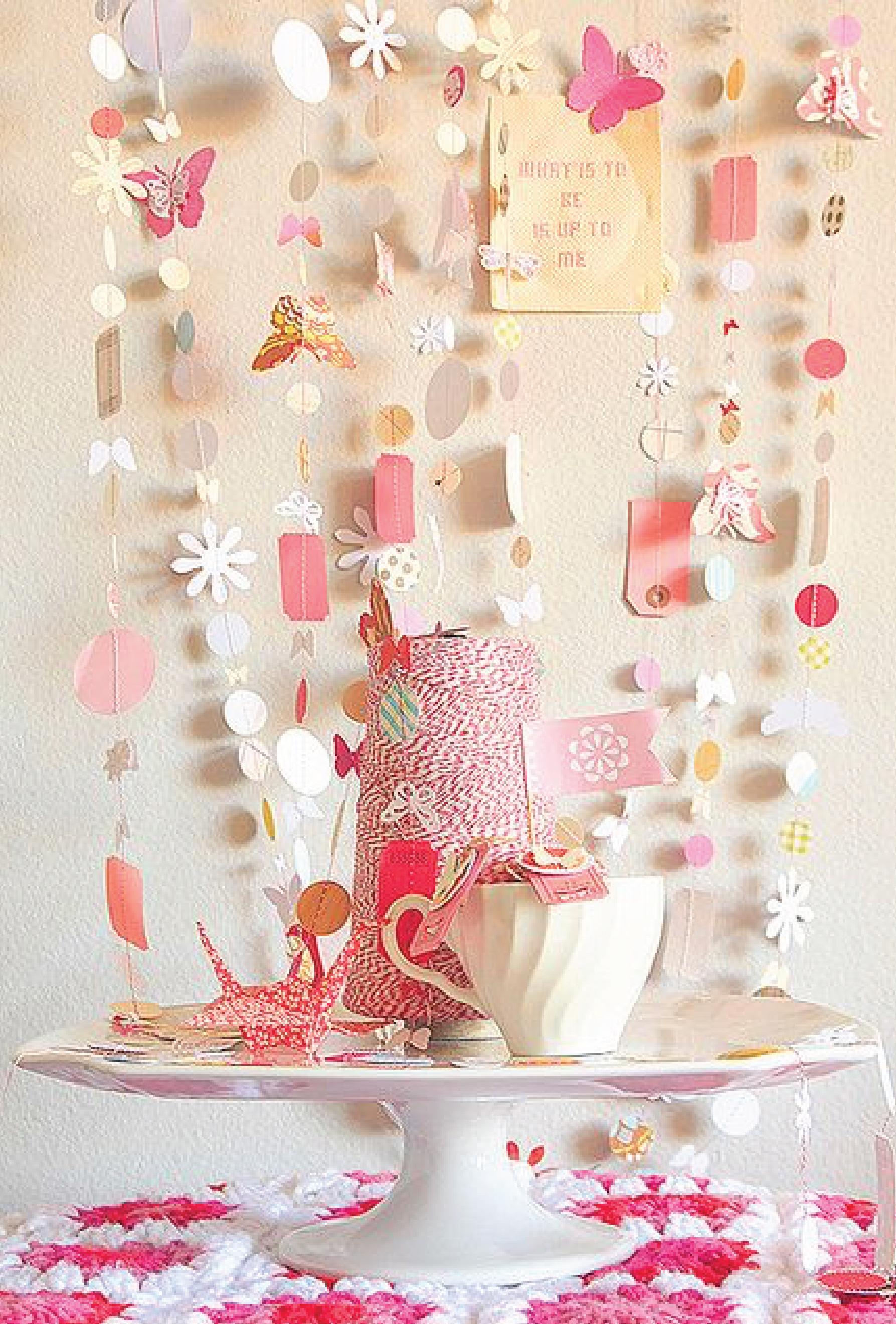 Party Garland From Debee Art Flicker