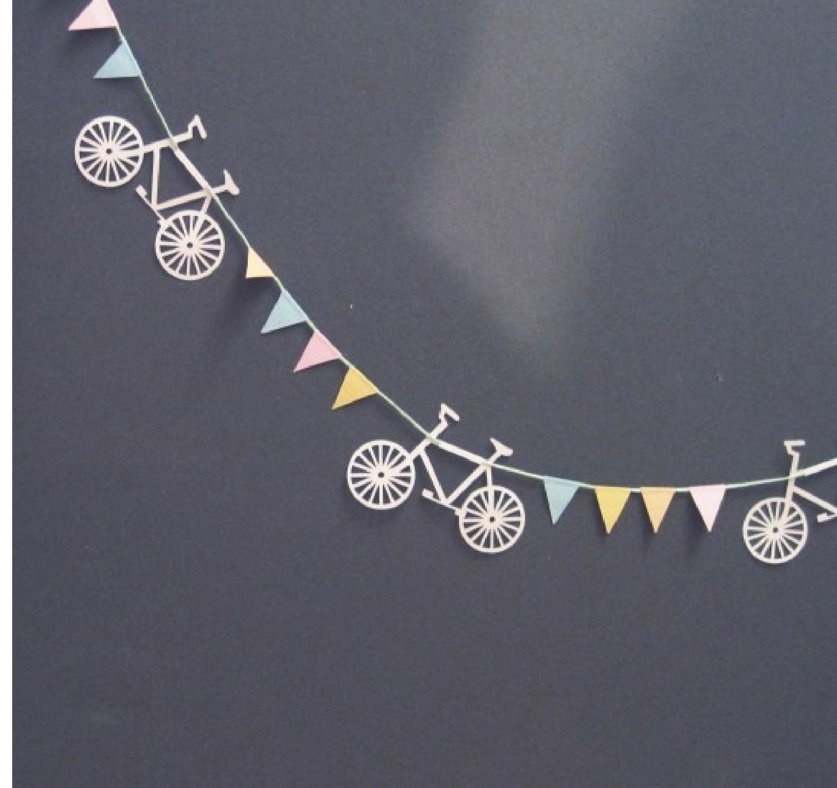 Bicycle Garland