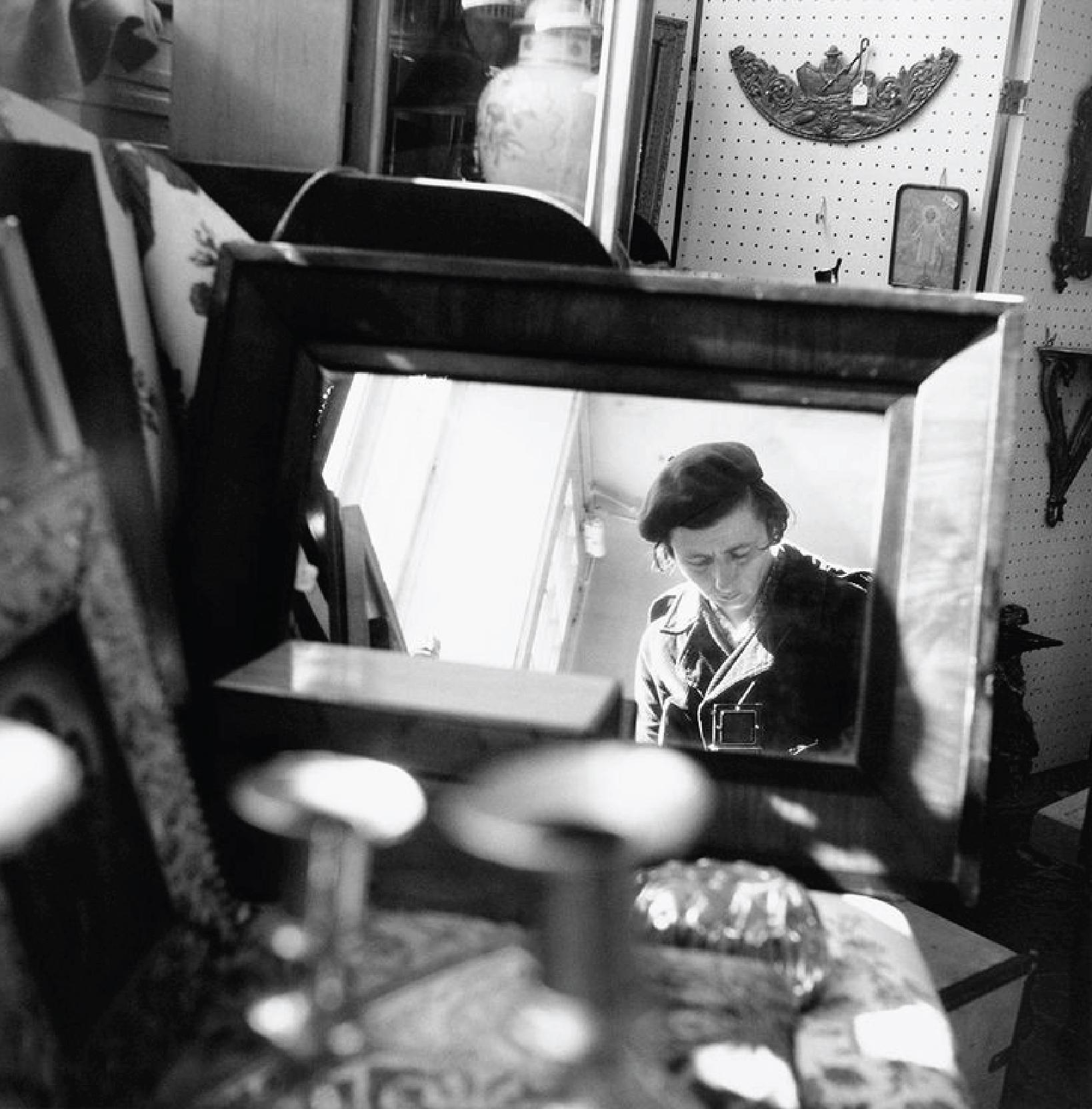 Self Portraitby Vivian Maier