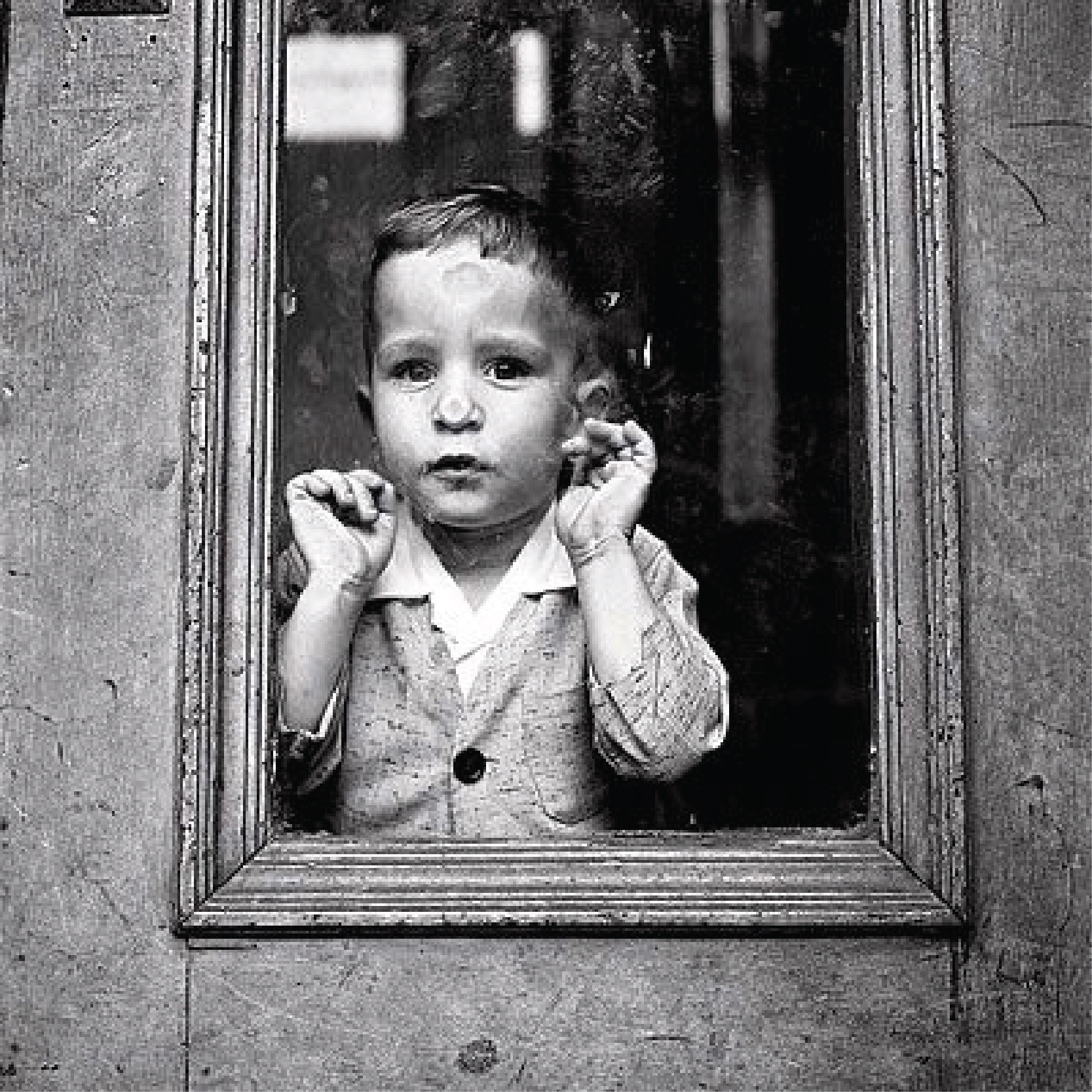 May 5, 1955 New York, NY by Vivian Maier