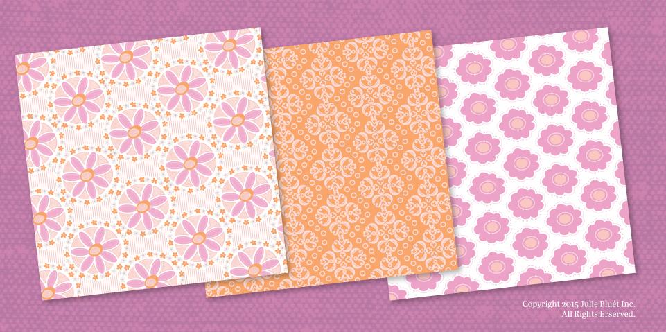 Pattern Repeats using Artlandia