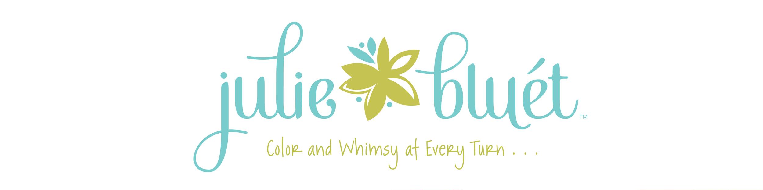 Julie Bluet Logo