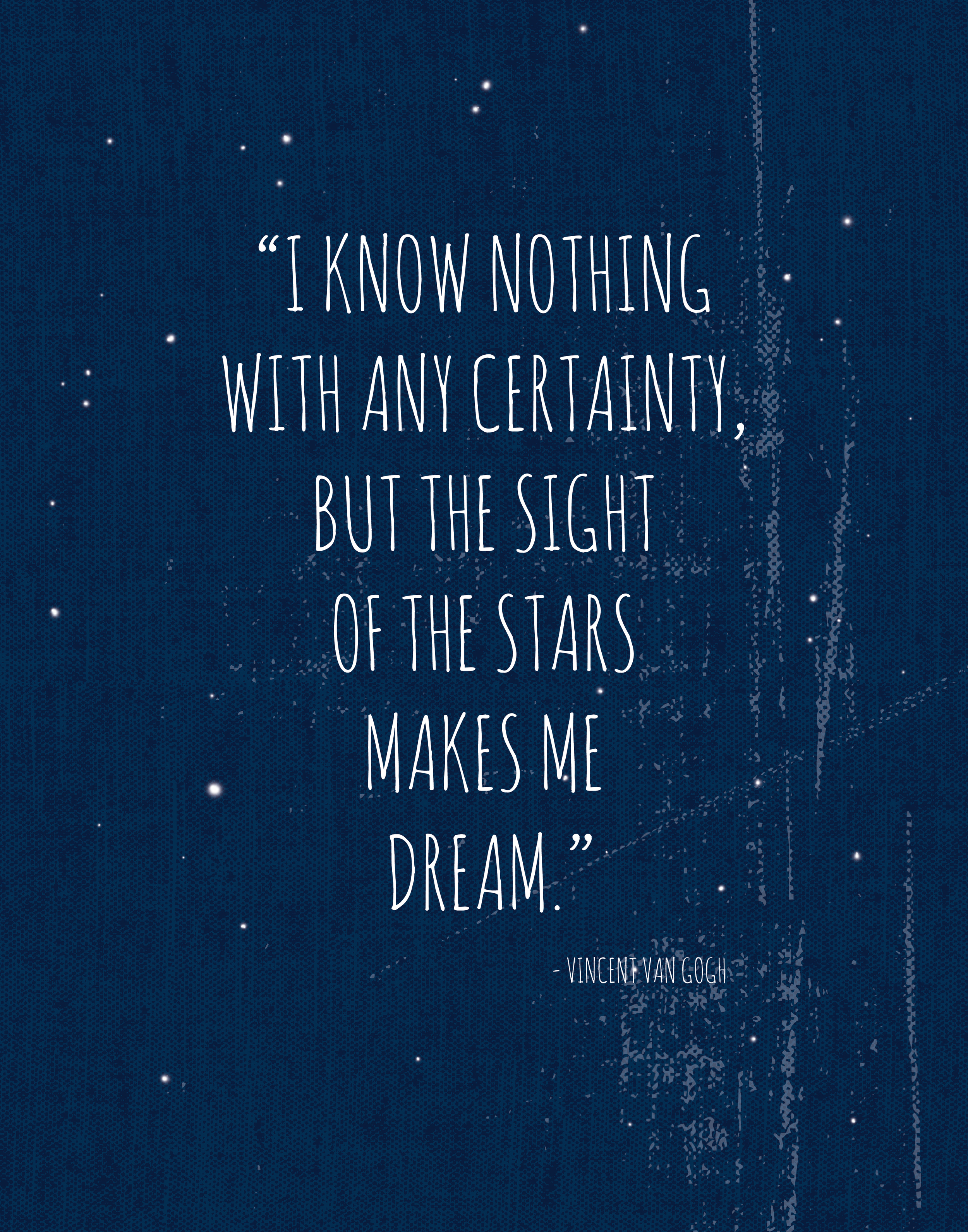 Sight of the Stars Quote