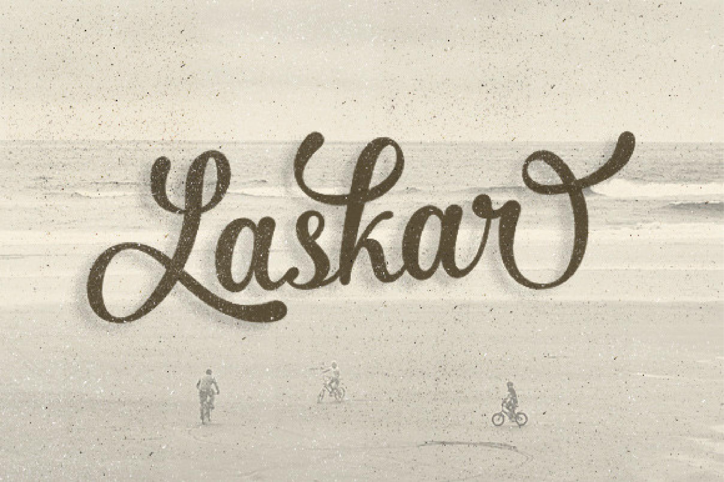 Laskar Font