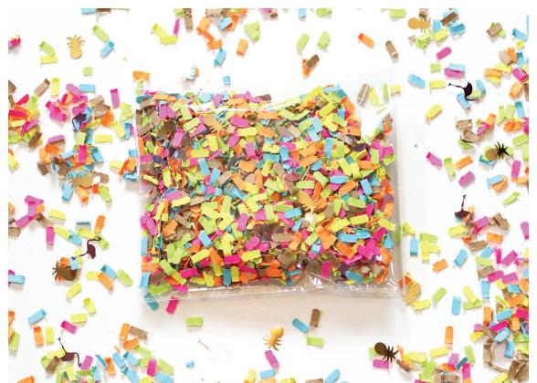 Confetti from Okie Heart Studio on Etsy