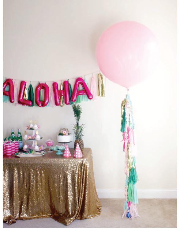 Jumbo Balloons from Studio Pep on Etsy