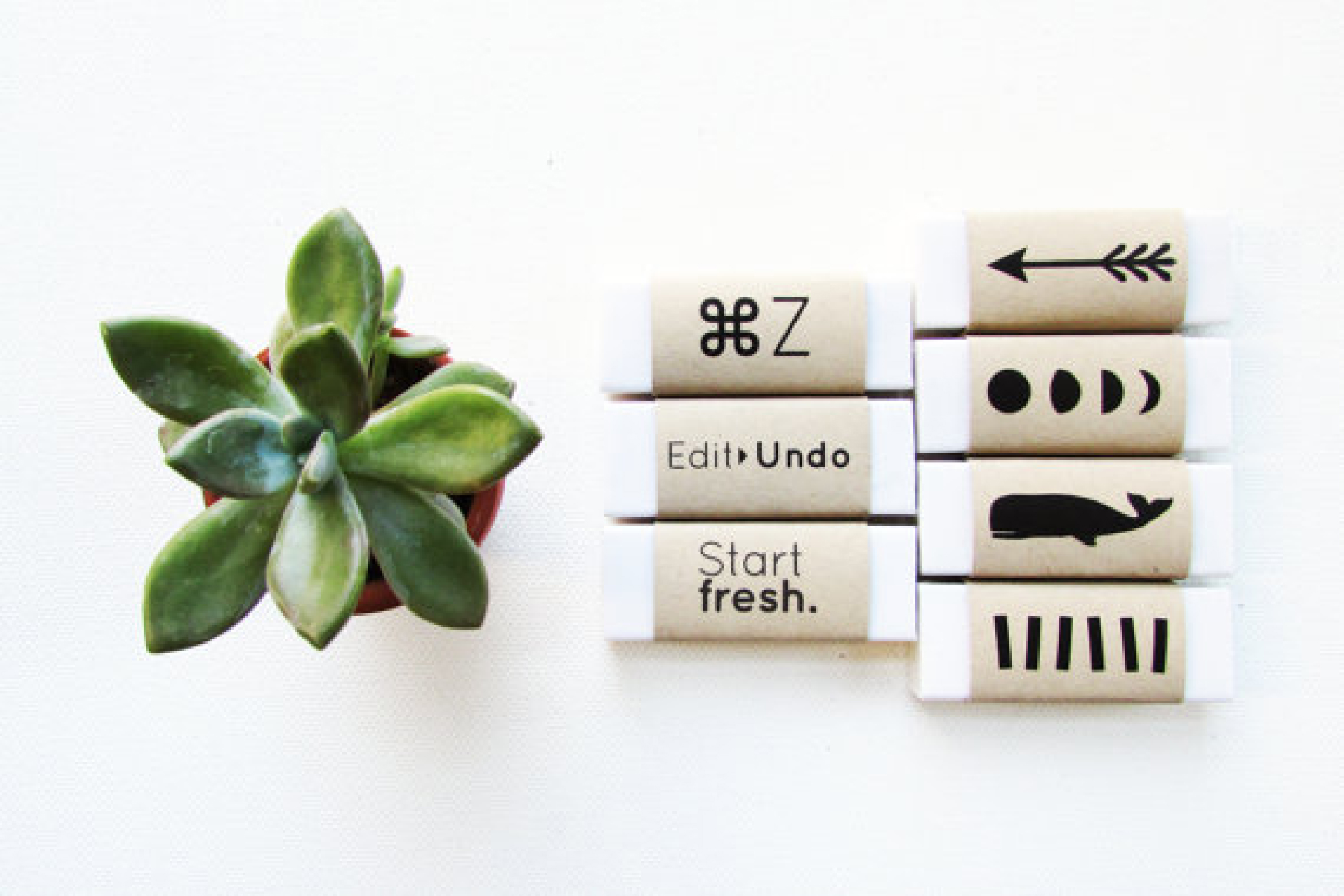 Erasers from Social Goods