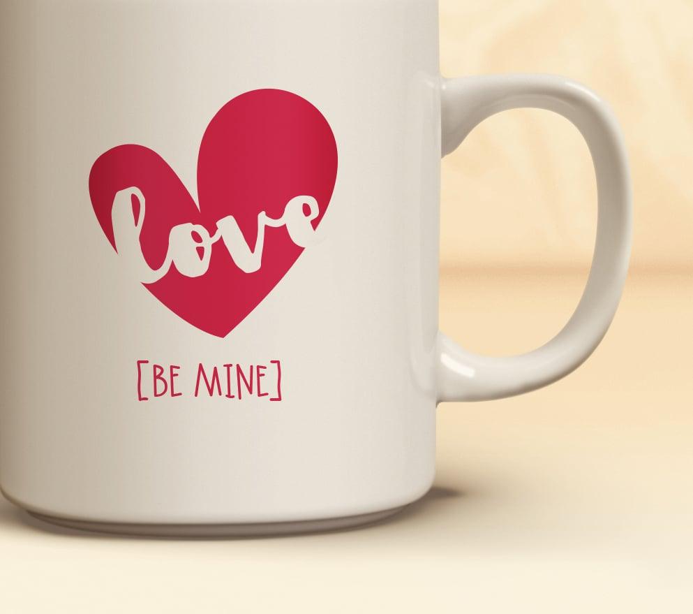 Love Be Mine Mug