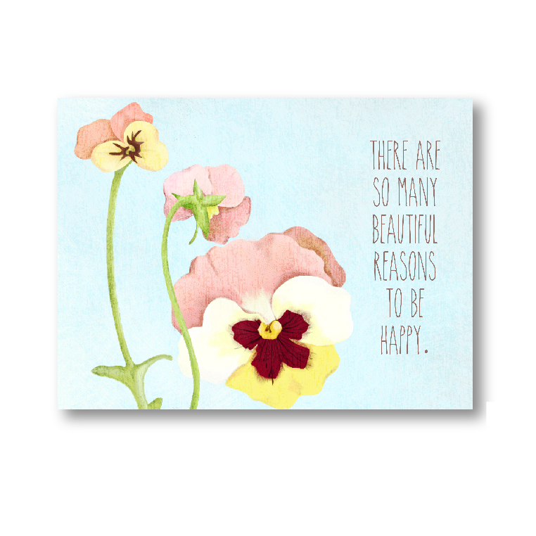 Inspirational Note Cards