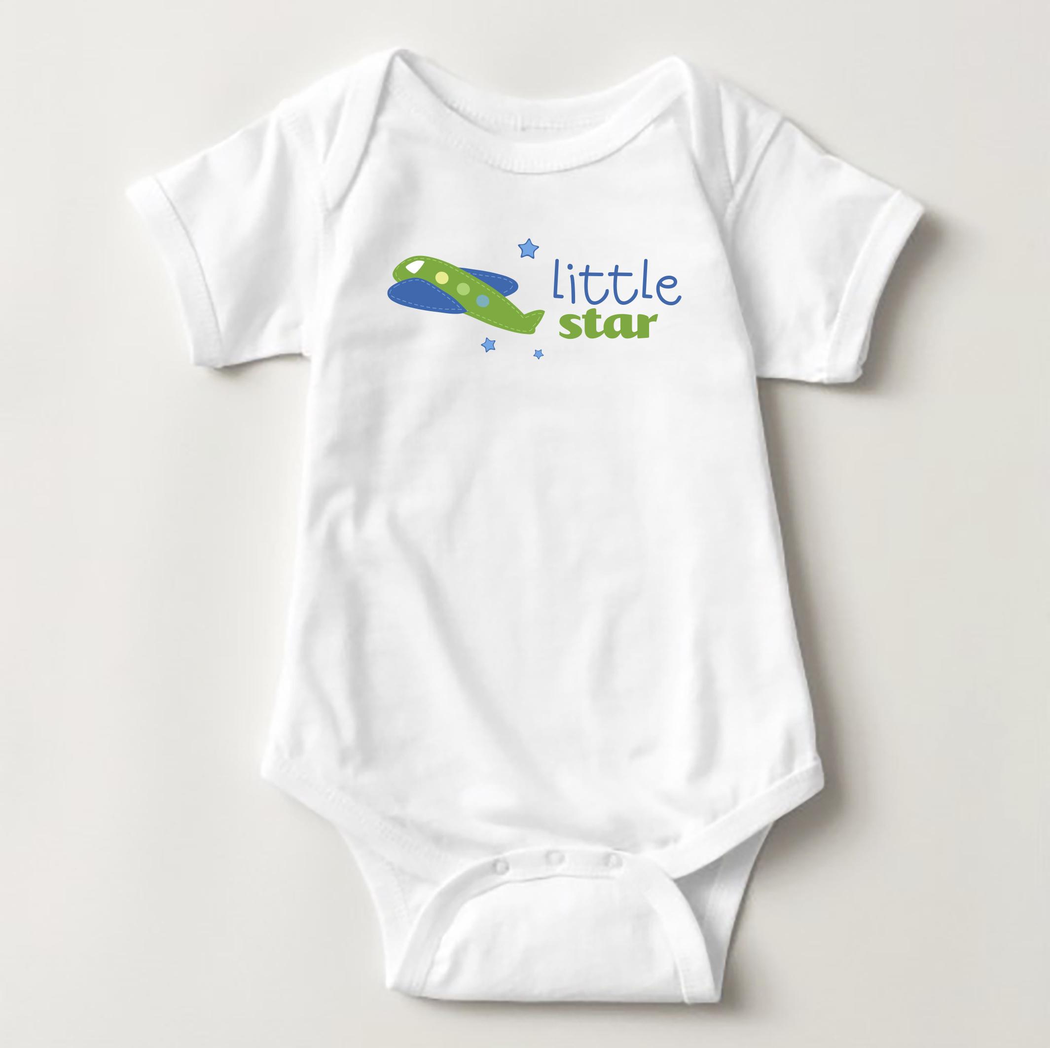 Little Star Bodysuit