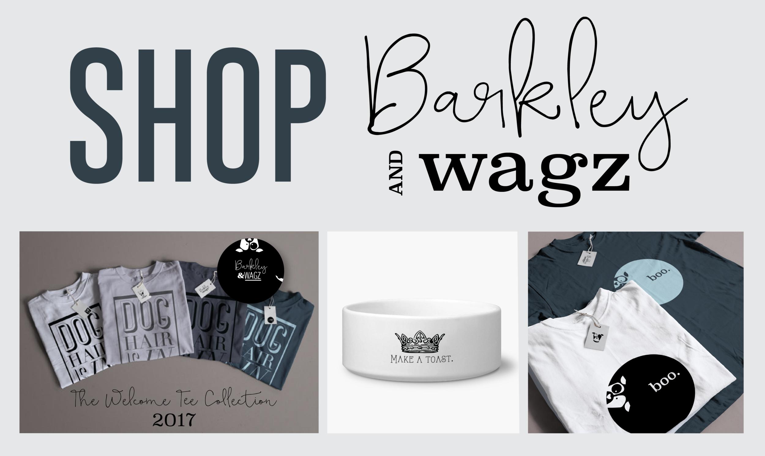 Shop Barkley and Wagz