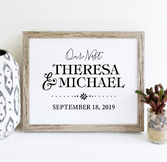 Personalized Wall Art