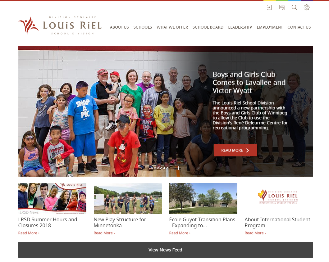 lrsd.net - Homepage