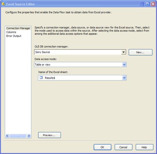 SQL-U Day Three SSIS Fundamentals : Data Flow Task